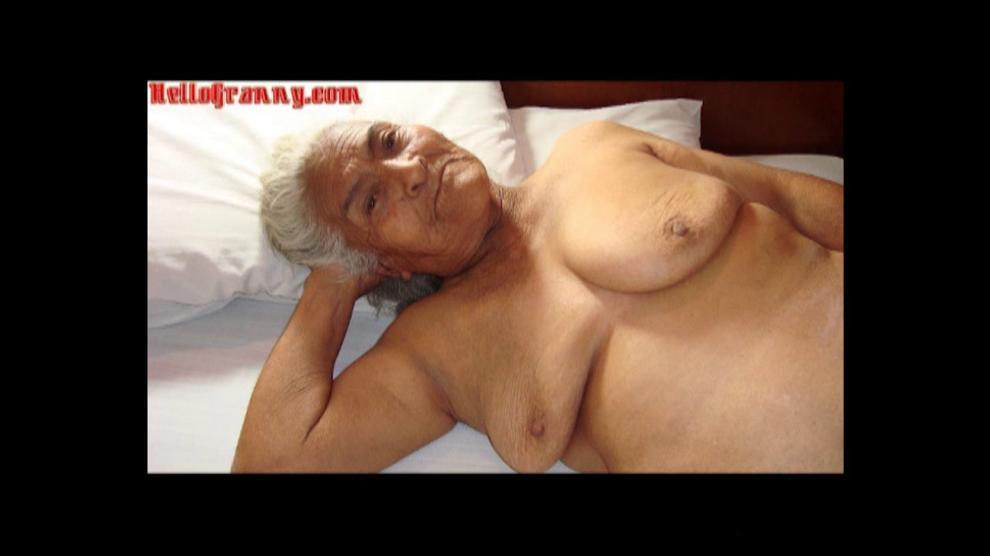 OMA PASS - Slide show - HelloGrannY Amateur Latina Granny Pics Slideshow - video 24