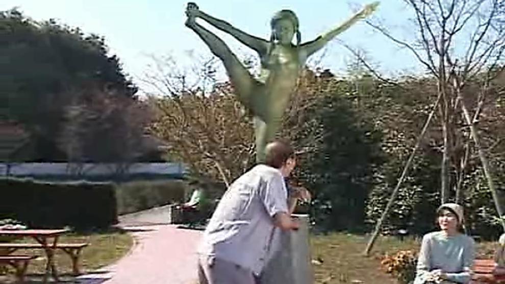 Bikini Nude Statues Images