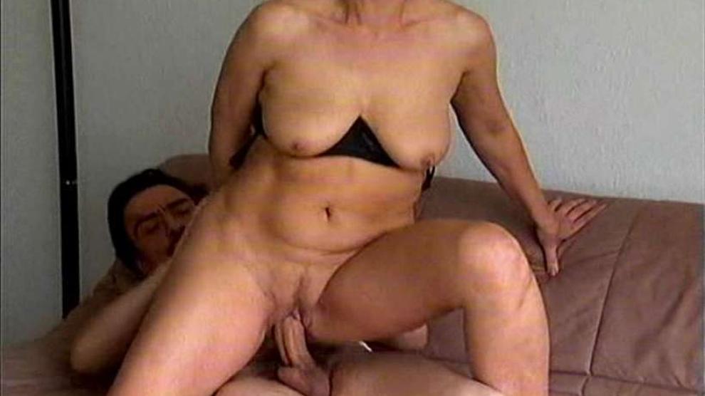 Cazy tit porn video