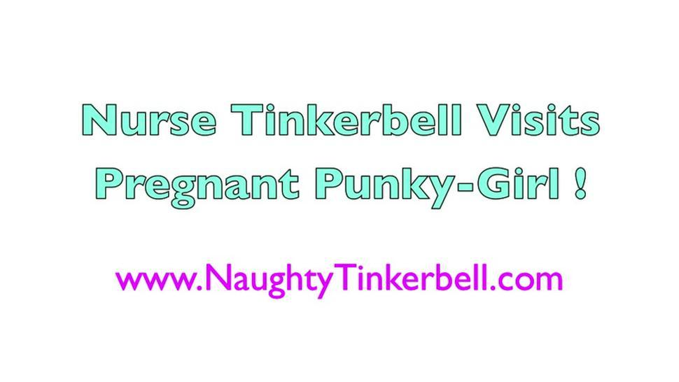 Pregnant Punky Pising