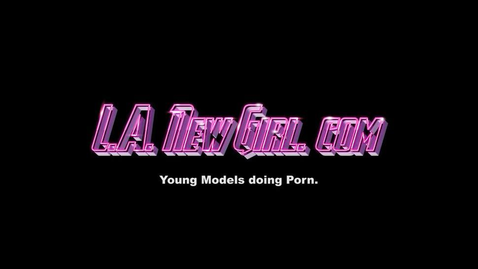 Lesbian Fucked At Photoshoot Audition By Casting Agent