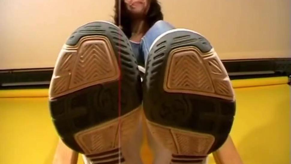 Cute Brunette Feet JOI