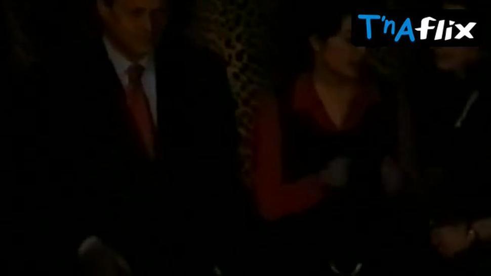 Sara Cosmi Breasts,  Thong Scene  in Delitti A Luce Rossa