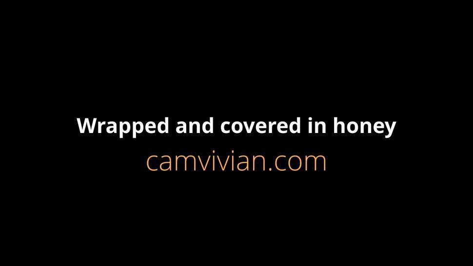 camvivian-wrapped-and-072-partp55.mp4Wrapped and covered in honey