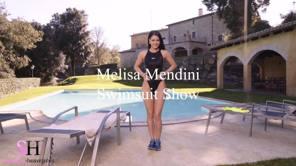 Melisa Mendini Swimsuit Show