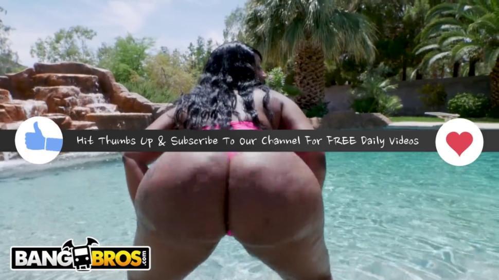 Bangbros - Prince Yahshua Buries His Big Black Cock In Victoria Cakes'S Big Ass