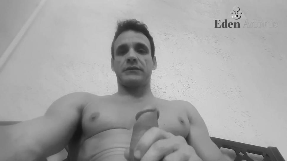 Hot Guy Masturbating @ patio Eden Adonis #chaturbate