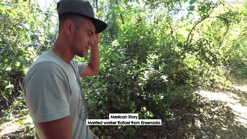 Married chacal Rafael from Ensenada jerks off in the woods OnlyFans/WorldStudZ