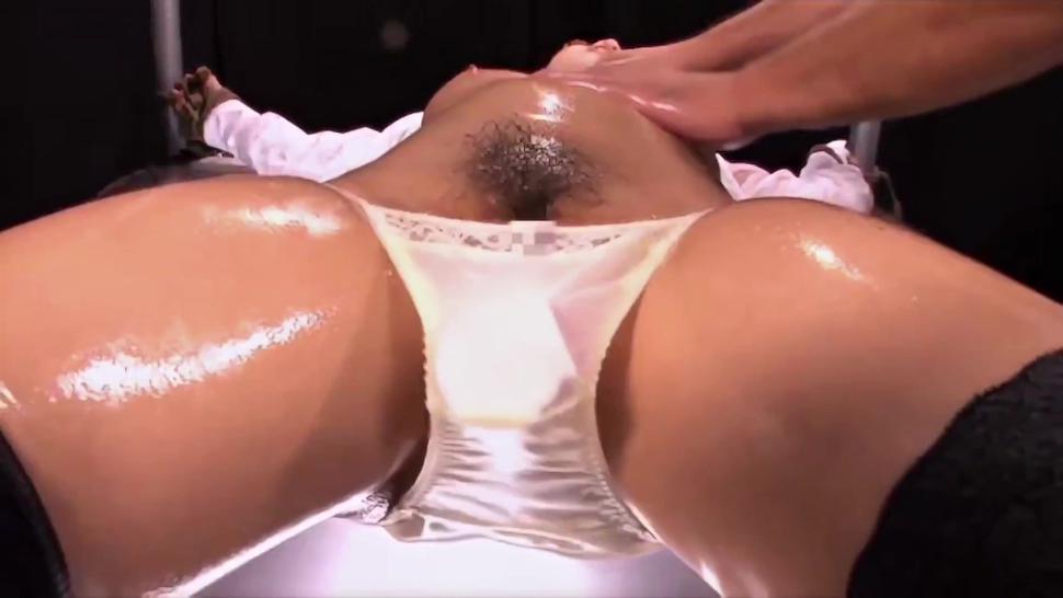 Jav panty vibrator orgasm