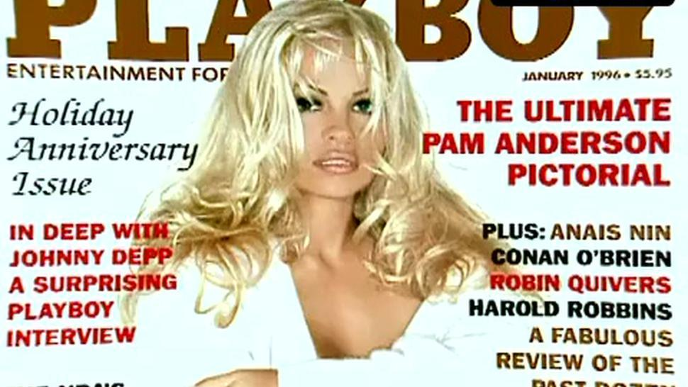 Pamela Anderson Butt Scene  in Comedy Central Roast Of Pam Anderson