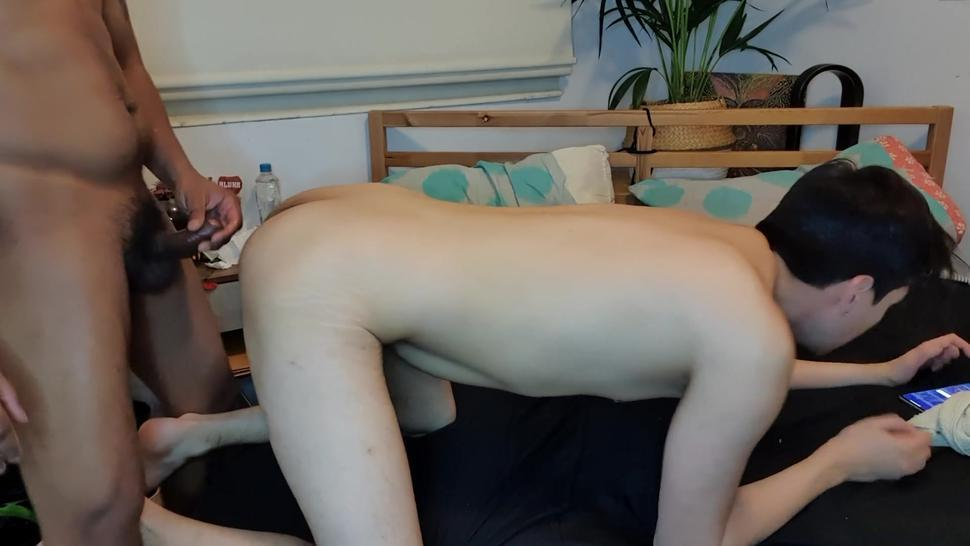 Neighbour secretly pays another visit for more cock. Homemade porn fucking twink neighbour
