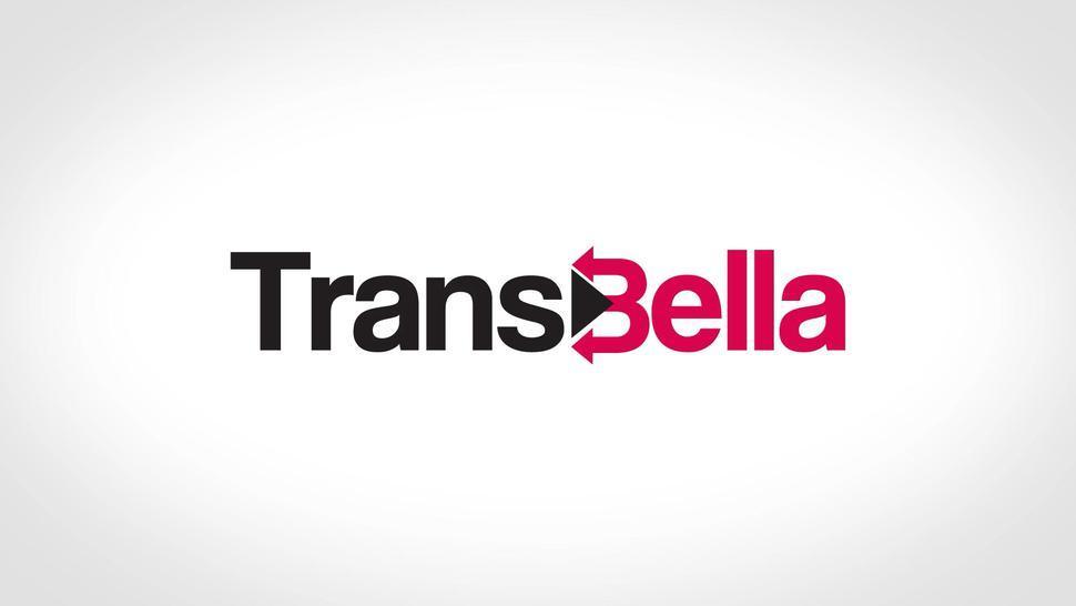 Transbella - #Luanna Pacheco - Rough Flip Flop Anal Fun With Brazilian Tgirl