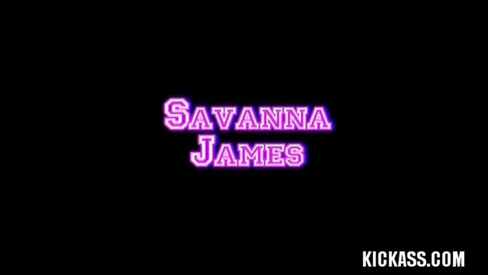 Savanna James - Teen Power