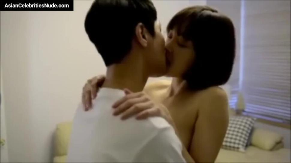 Kim Sun-young Nude Sex Scene Compilation