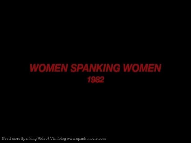 Amateur/spanking/spanking women women 1982