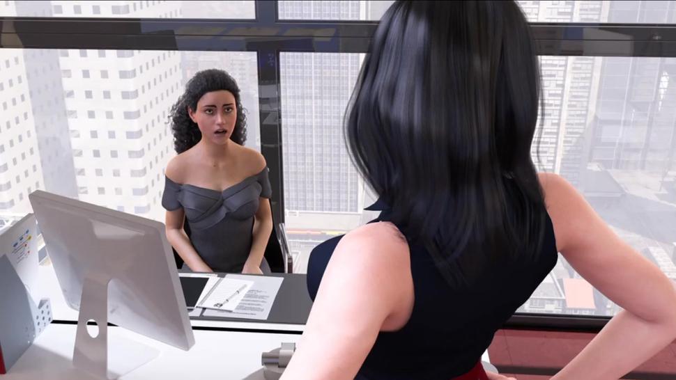 Fashion Business EP2 Part 27 Scariest Melanie Secret! By LoveSkySan69