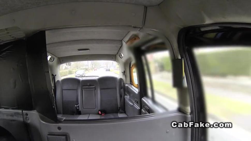 Huge Boobs British Blonde Anal Banged In Fake Taxi Reality Voyeur