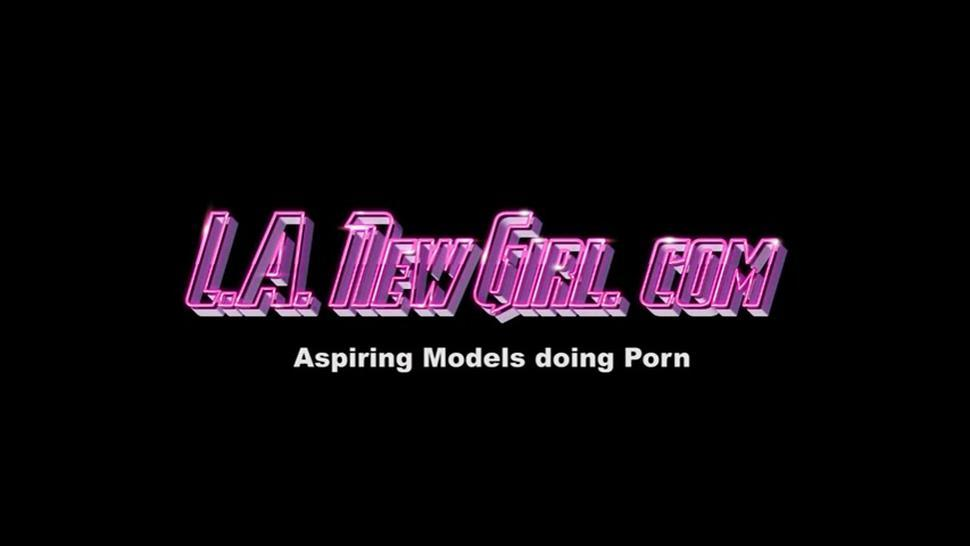 BLONDE TEEN MODEL 20, GETS FUCKED AT CASTING AUDITION