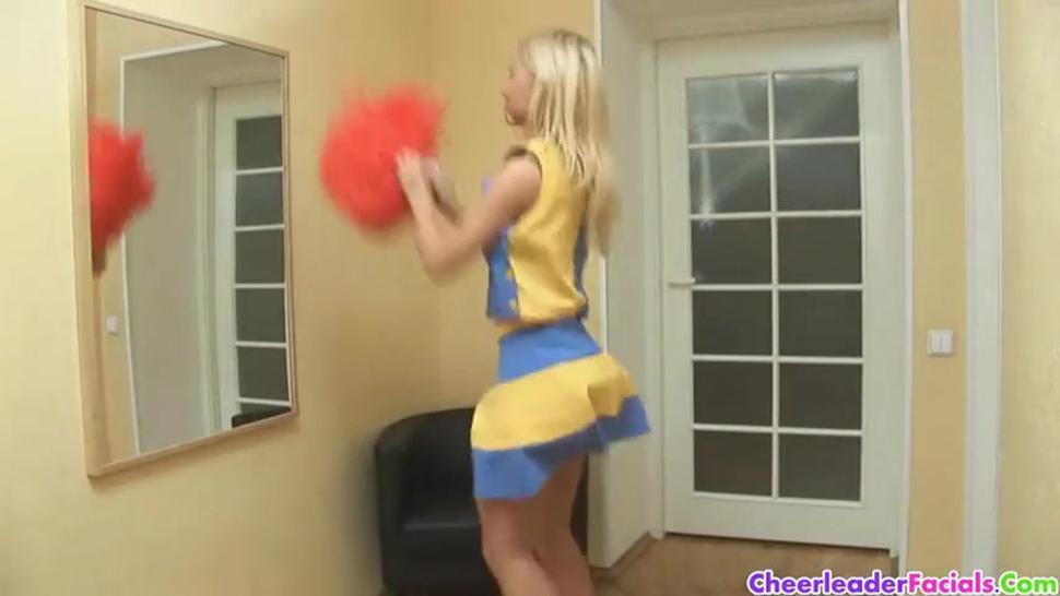 Cheerleader Who Loves Sex - Anna - Jessica Miller
