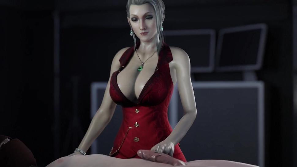 Final Fantasy VII Remake - Hot Scarlet - Part 2