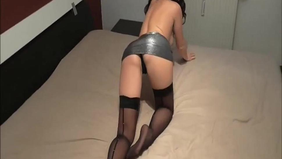 Sexy Girl With Pierced Clit Enjoys Ass Fucking