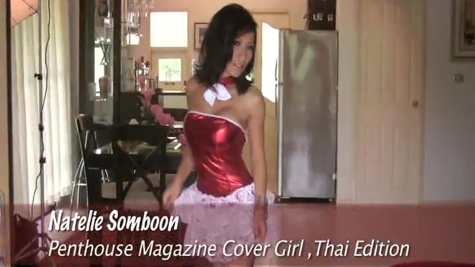 Thai Sexy Model Behind the scene 2009