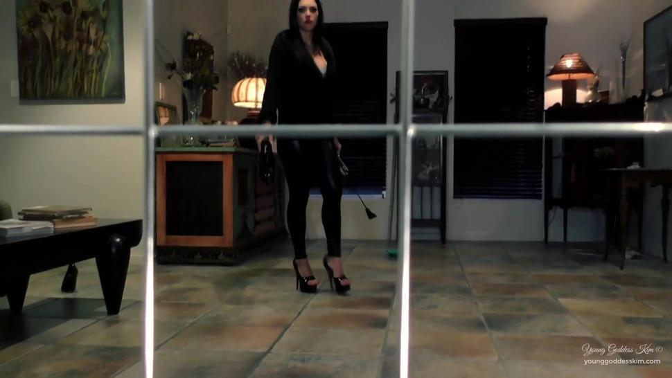 Mutt's Nutrition - you are so horny when I make you lick My feet Preview - Young Goddess Kim