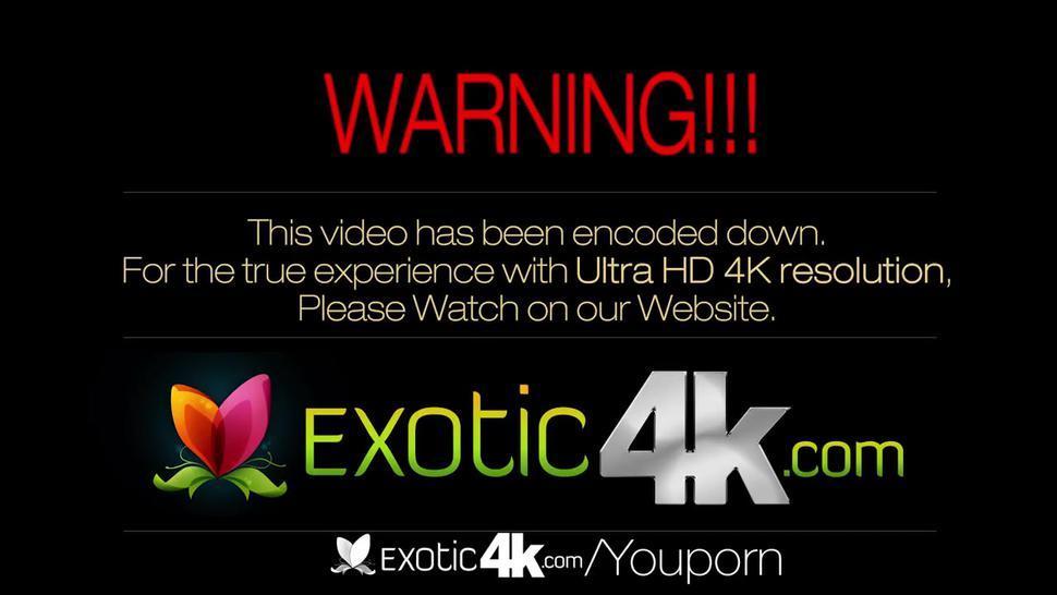 4K Exotic4K - Ana Foxxx fulfills creampie fantasy