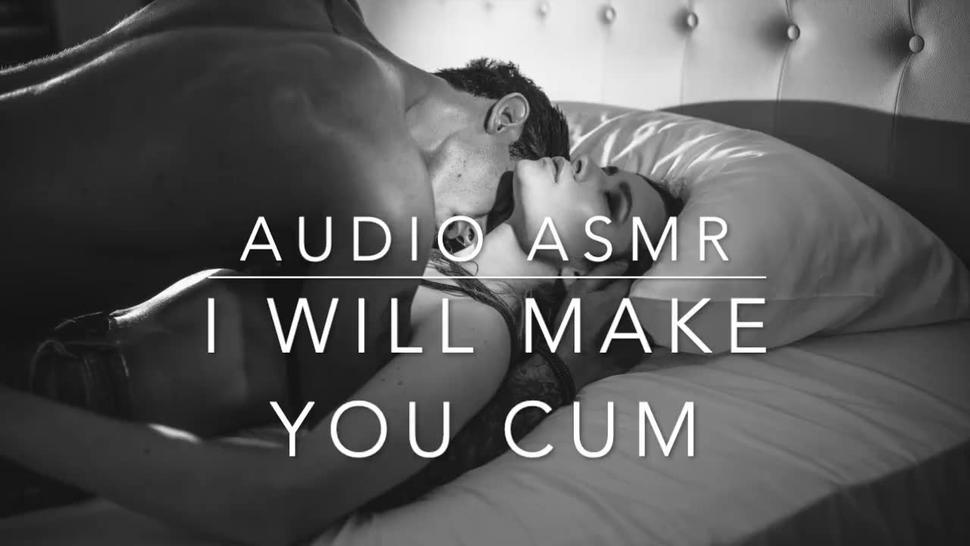 MAKE YOU CUM.. ASMR AUDIO ONLY EROTIC SEXY BRITISH MALE VOICE INSTRUCTIONAL