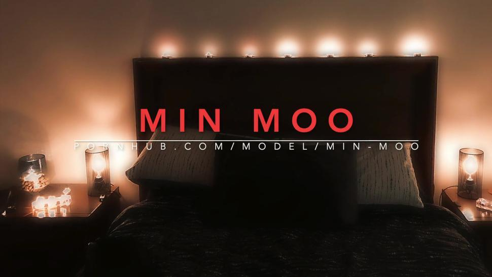 UNCUT - Intense pegging, fisting, rimming & cum eating with massive orgasm spasm - MIN MOO