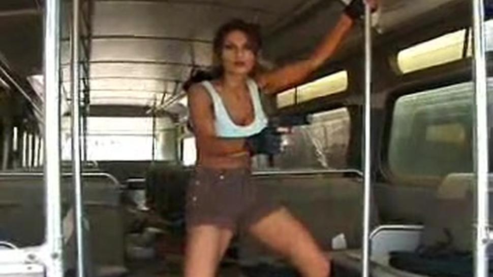 The Real Lara Croft Is Back - Petra Verkaik