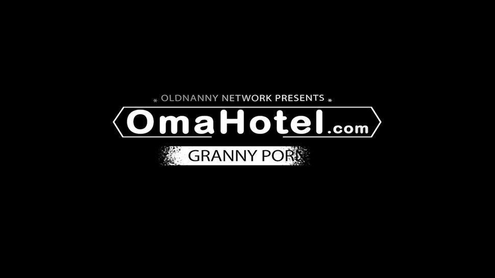 OmaHoteL Slideshow Granny Sex Compilation Video