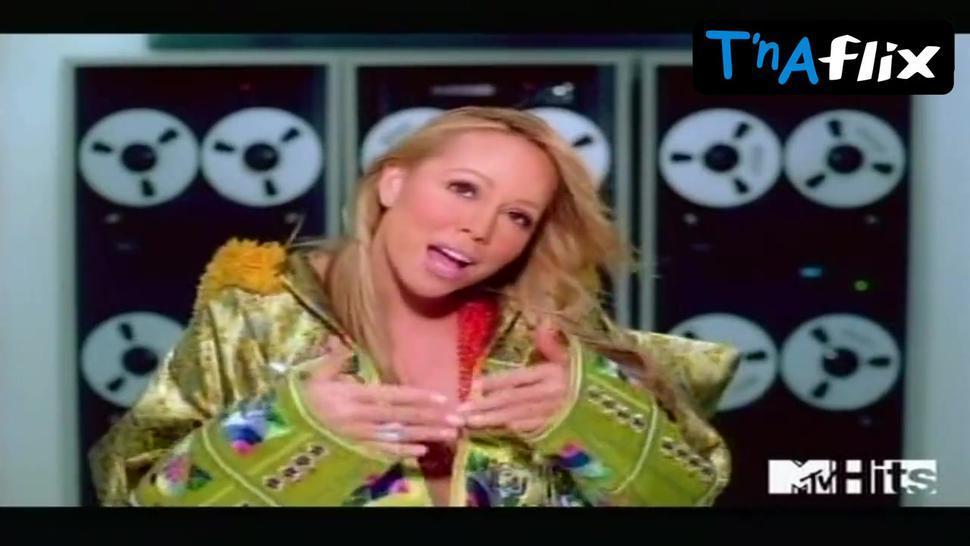 Mariah Carey Sexy Scene  in Boy (I Need You)