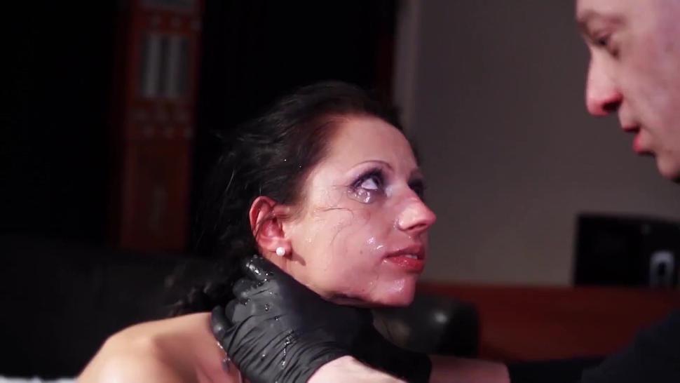 BadTimeStories - Stella Star Brunette German Mature BDSM Domination By Her Pervert Doctor