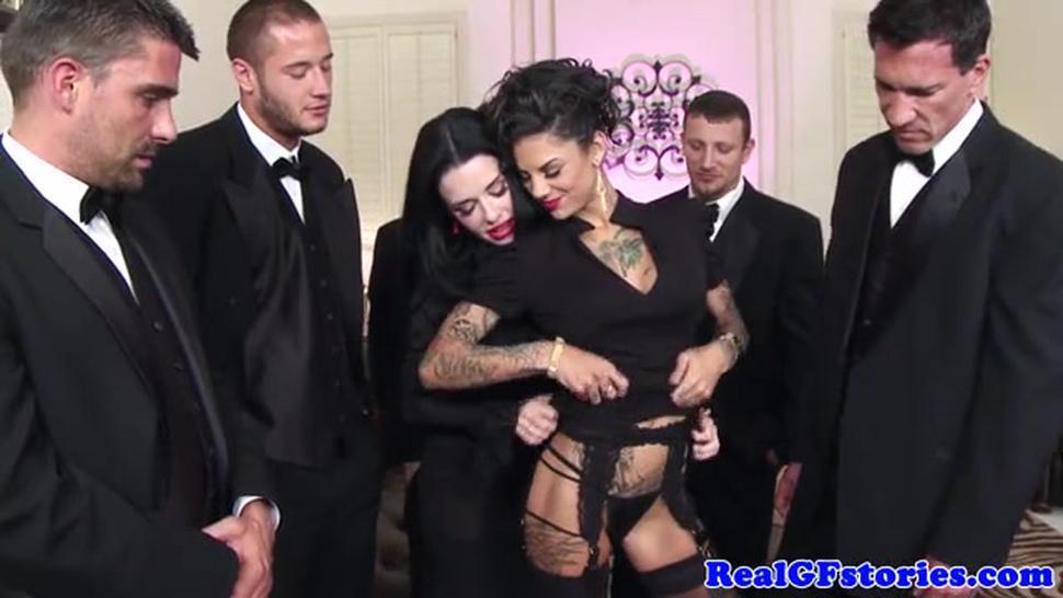 Hard Groupsex Bukkake Action Tattoo Sluts - Bonnie Rotten