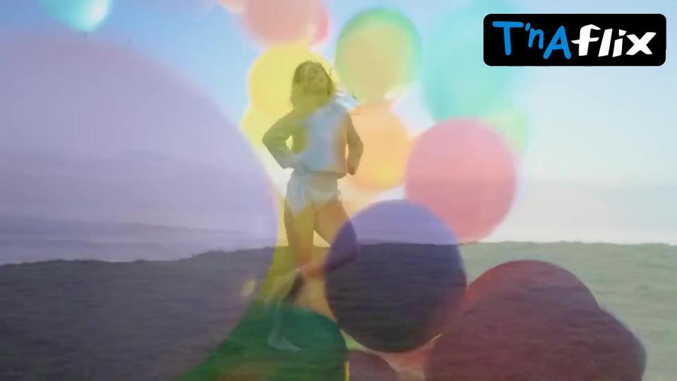 Miley Cyrus Bikini Scene  in Malibu