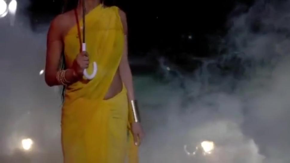 Poonam Pandey Nude Rain Dance