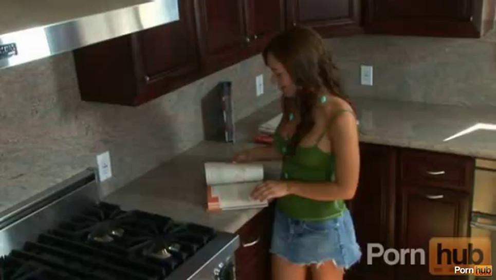 Jaclyn Case in a hot POV video!