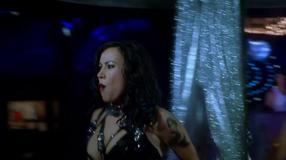 Jennifer Tilly nude - Dancing at the Blue Iguana - 2000