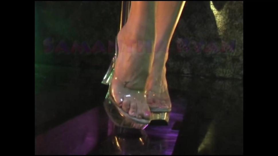 female supremacy stripper hypno mindf*ck