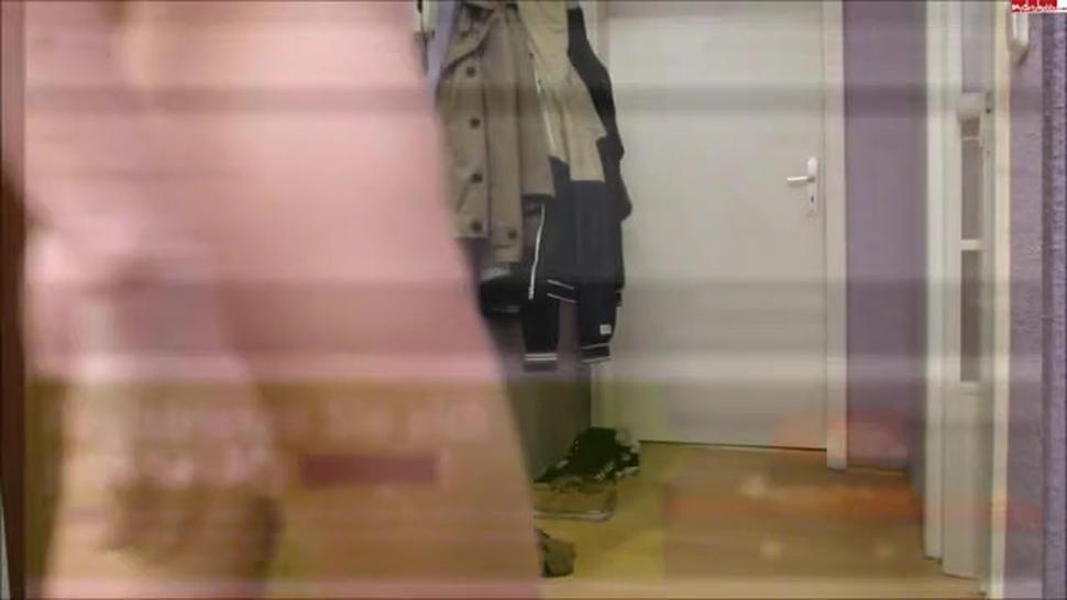 Blonde German Fucks The Delivery Boy - Lucy Cat
