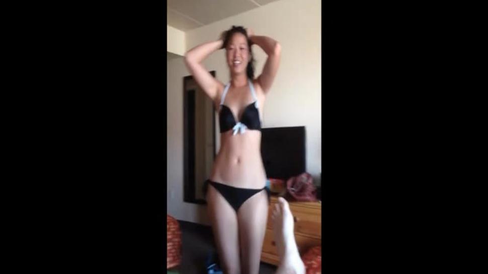 Pov Skinny Asian Girl Covered In Cum