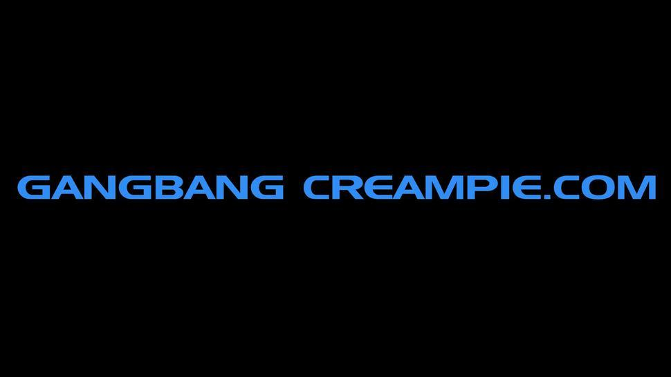 christy love gangbang creampie