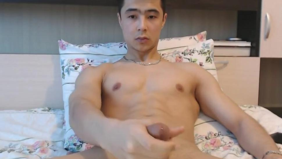 handsome Asian bigcock