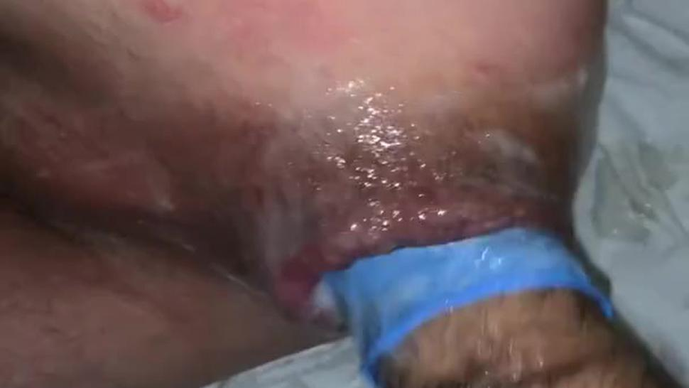 Cheating on my wife with my gay stepbrother , hardcore  fisting , extreme gape