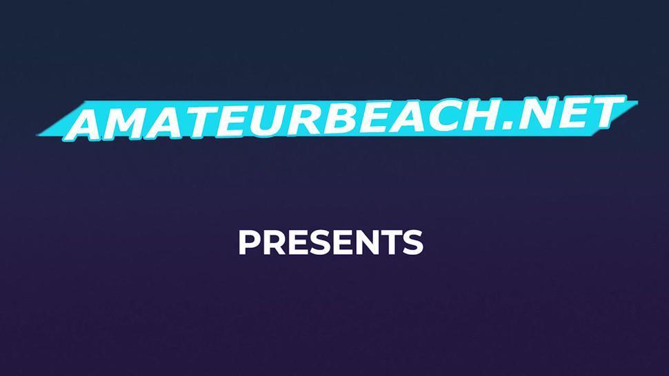 Nudist Beach Big Boobs Amateurs Voyeur Video