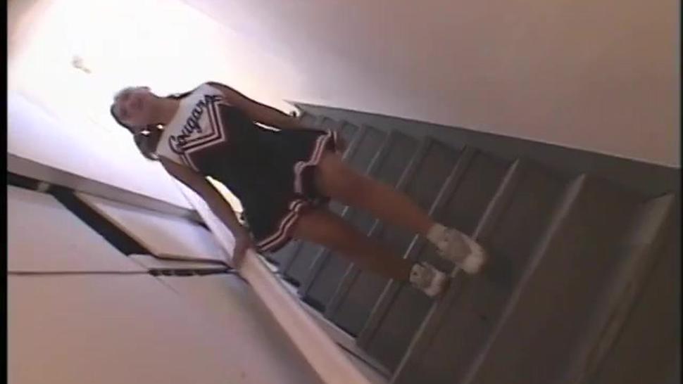 Kylie Rey - Asian Cheerleader Cavity Search