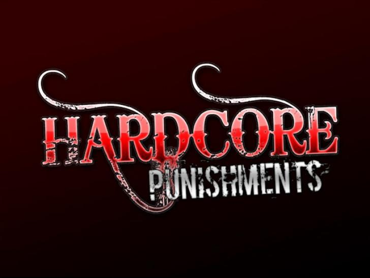 HARDCORE PUNISHMENTS - Cuffed Bound And Suspended Then Dominated By Three Masters