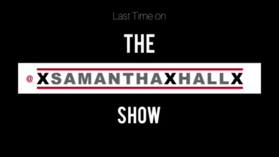 The Samantha Hall Show - S01E02 - Transgender Escort Reality Show