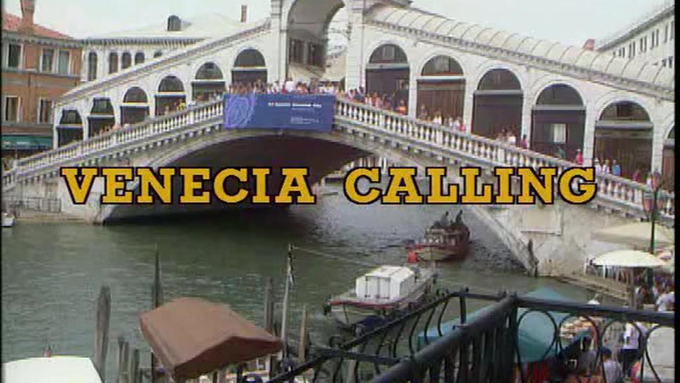 Dolly Buster - Venecia Calling